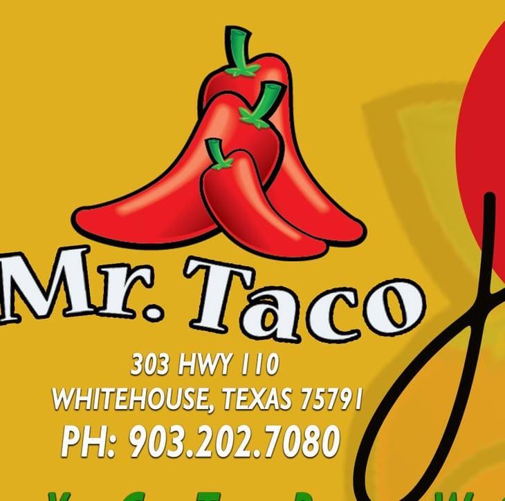 Mr. Taco Jr.